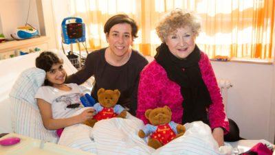 Betreuung fuer Kinder bei der Dialyse im UKE - Kinderstiftung