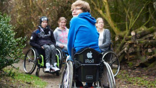 Selbständig mit Spina-Bifida - Kinderstiftung