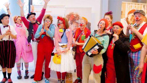 Klinik-Clowns Hannover bringen kranken Kindern Freude