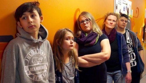 Film-Projekt Wir sind hier - Psychische Erkrankung von Eltern
