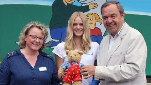 Kinderhospiz Wilhelmshaven engagiert sich auch für Geschwisterkinder