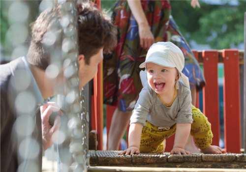 Seelisch gesund aufwachsen - fruehe Hilfen - Spielplatz