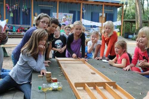 Abenteuerspielplatz Braunschweig - Lernziel Spielen