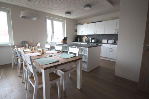 Neue Küche für die Wohngruppe im CJD, Braunschweig
