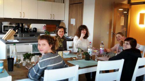 Neue Küche für das Internat CJD