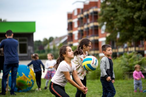 Weltenbummler - Volleyball