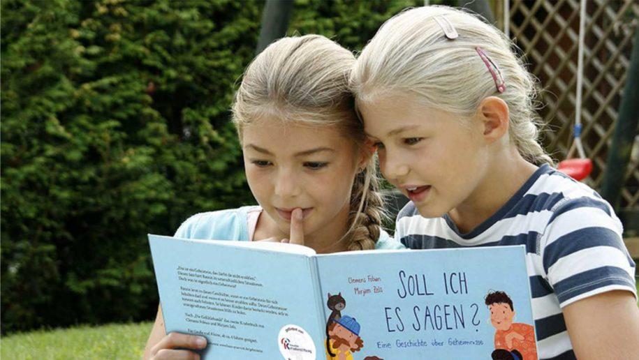 Geschichte ueber Geheimnisse - Gesundheitsvorsorge - Kinderstiftung