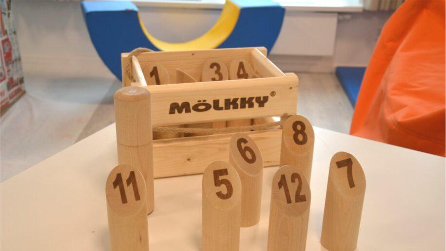 Eltern-Kind-Klinik Alsterdorf - Therapeutisches Spielen