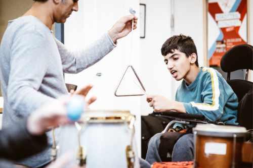 Musiktherapie Schule Hirtenweg 2