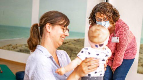 Stillraum Elternschule - Fruehe Hilfe