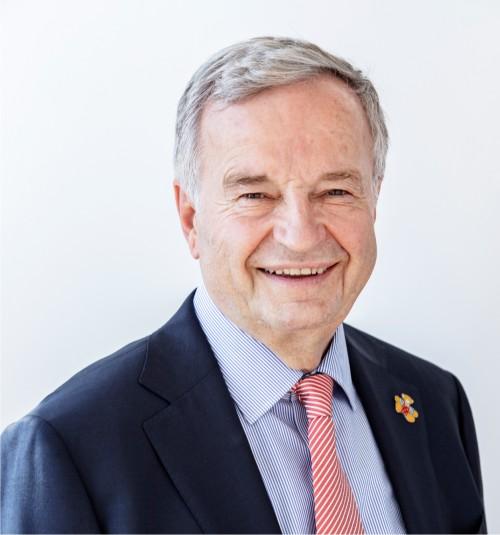 Christoph Kroschke - Vorstand der Kinderstiftung
