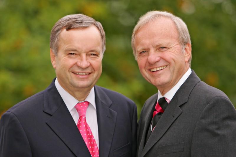 Christoph und Klaus Kroschke - Die Kinderstiftung fördert Projekte