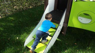 Kinderstiftung - Kletterturm Krippenkinder - Frühe Hilfen