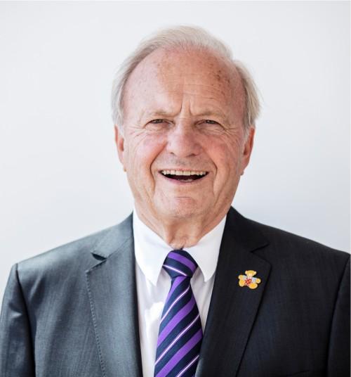 Klaus Kroschke - Vorstand der Kinderstiftung