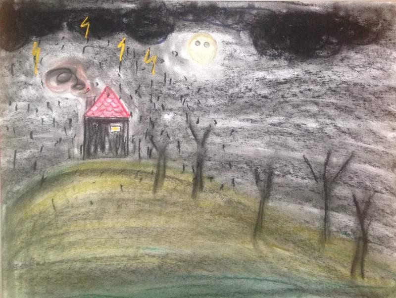 Malen als Ausdrucksform - Trauma Ambulanz Ankerland | Kinderstiftung