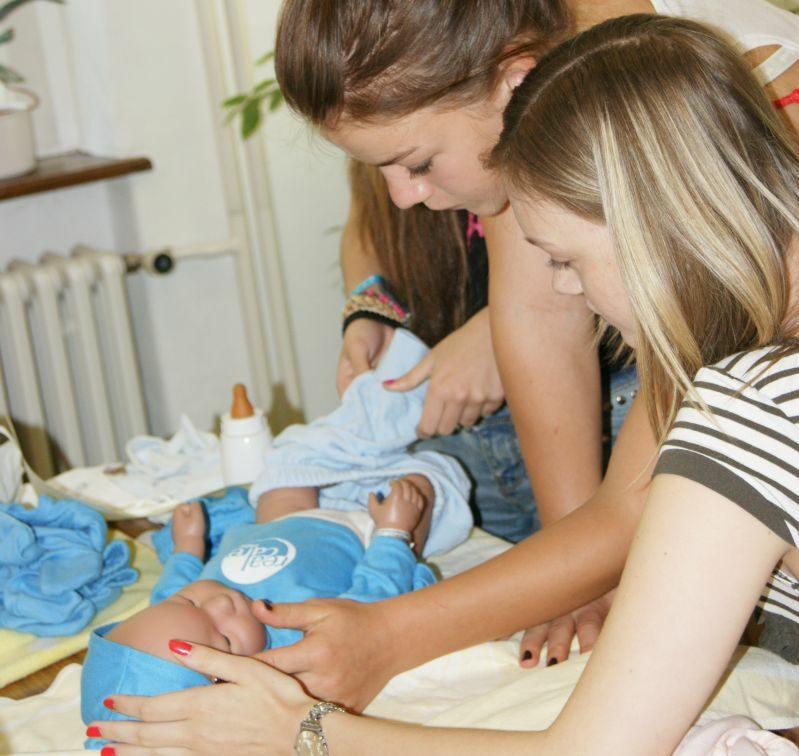 Frühe Hilfen für Eltern und Ihre Kinder