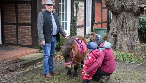 Kinderheim Kleine Strolche für traumatisierte Kinder - Geschäftsführer Bernhard Schubert