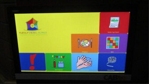 Cabito Kommunikationssystem für Kinder mit Einschränkung der Sinne