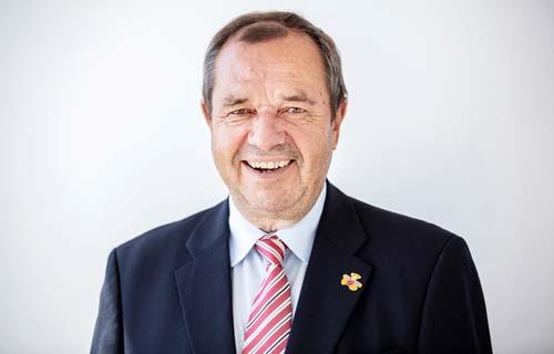 Gerd-Ulrich Hartmann, Vorstand Büro Braunschweig