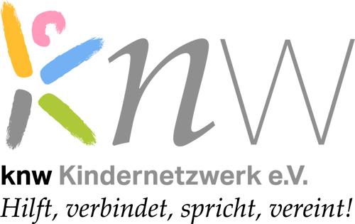 Logo des Vereins Kindernetzwerk e.V.