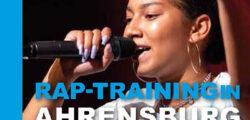 Rap Training in Ahrensburg